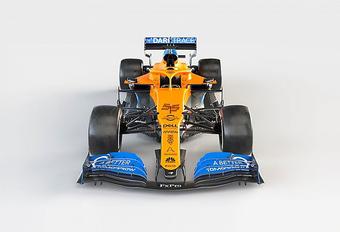 F1 2020: McLaren MCL35 zoekt aansluiting bij de top #1