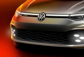 Volkswagen Golf: ook als snelle GTD #1