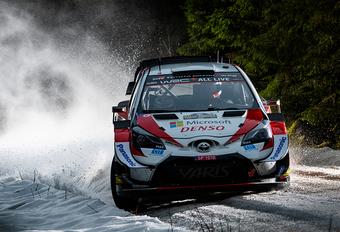 Evans wint Rally van Zweden, Neuville slechts zesde #1