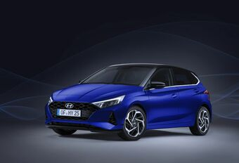Hyundai i20: stijlvol en geeky #1