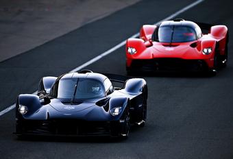 Aston Martin doet toch niet mee aan Le Mans! #1