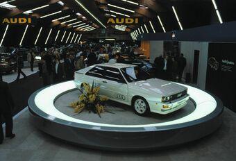 De Audi Quattro is 40 jaar oud #1