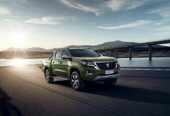 Peugeot Landtrek: pick-up voor 6 #1