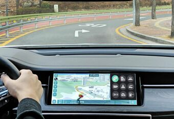 Kia en Hyundai presenteren anticiperende ICT-automaat #1