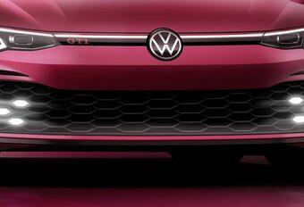Na de GTD toont Volkswagen nu ook een stukje van de Golf GTI #1
