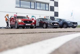 Mazda X-Perience - Lezerswedstrijd #1
