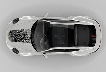Porsche Exclusive Manufaktur zet vingerafdruk op je 911 #1