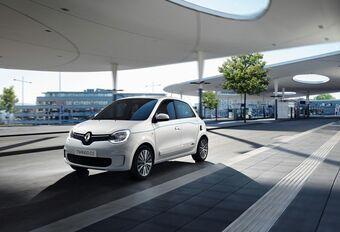 Renault Twingo Z.E. : la version électrique #1