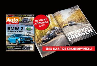 Nieuwe AutoWereld met extra veel tests én F1-dossier #1