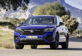 Volkswagen Touareg R: krachtigste VW én hybride #1