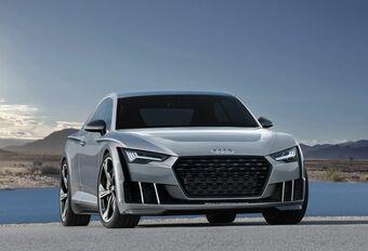 In volle transitie – Audi #1