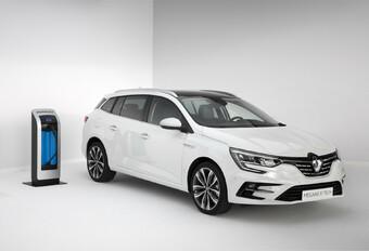 Voici le fonctionnement du système hybride de la Renault Mégane E-tech  #1