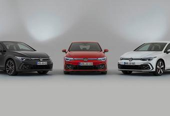 Volkswagen onthult Golf GTD, GTE en GTI #1