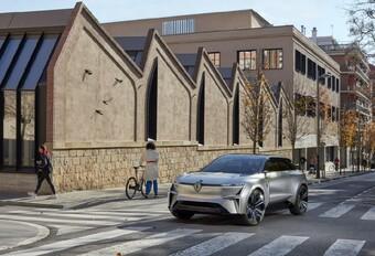 Renault Morphoz : la modularité de demain #1