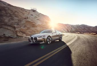 BMW i4 is elektrische 4 Reeks Gran Coupé - Update: meer foto's #1
