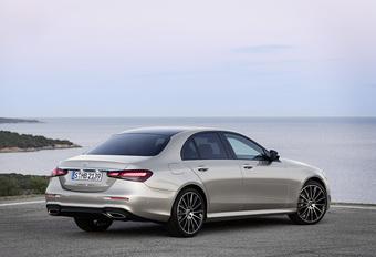 Facelift Mercedes E-Klasse wordt nog slimmer #1