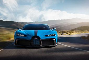 Bugatti Chiron Pur Sport : mode hardcore #1