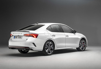 Škoda Octavia RS iV: pour la 1re fois en plug-in hybride #1