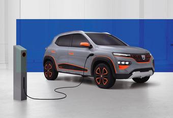 Dacia Spring : électrique pour 2021 #1
