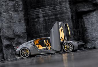 Koenigsegg Gemera : hybride pour filer à 4 #1