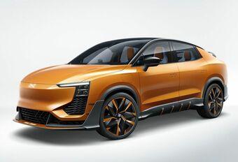 Aiways U6 Ion Concept : SUV électrique prévu en Europe #1