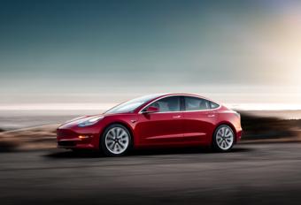 Tesla Model 3 Track Pack #1