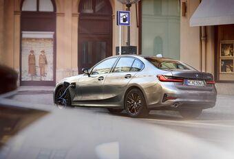 Hybride BMW's rijden elektrisch de LEZ in #1
