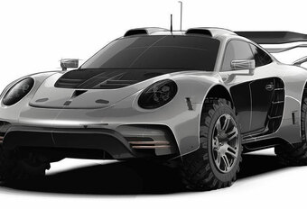 Gemballa Avalanche 4x4: nog een off-road 911 #1
