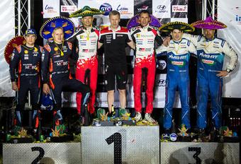 Ogier wint ingekorte Rally van Mexico, geen punten voor pechvogel Neuville #1