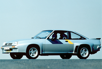 Comeback Opel Manta als elektrische concurrent Ford Mustang Mach-E? #1