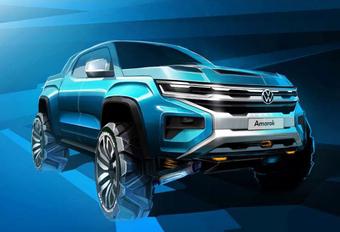 Volkswagen Amarok en Ford Ranger worden tweelingbroers #1
