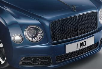 Wordt de Bentley Mulsanne vervangen door een SUV boven de Bentayga? #1