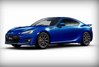 Subaru BRZ : retraite sur la pointe des pieds #1