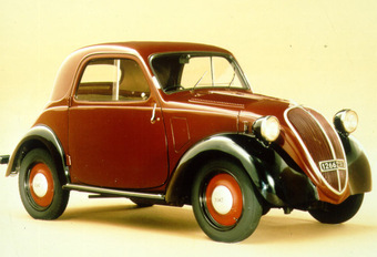 Le saviez-vous ? Il y a une Fiat 500 oubliée #1