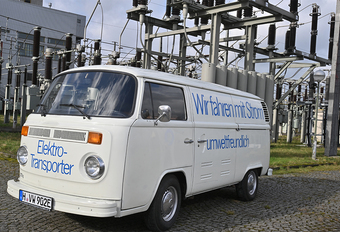Wist je nog? Volkswagen bouwde 42 geleden al elektrische bestelwagens en busjes #1