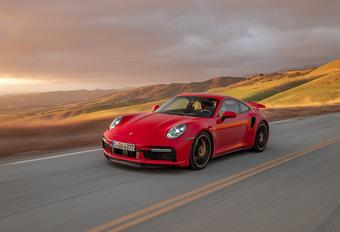 Zo maakt Porsche de 911 Turbo S nog sneller - update #1