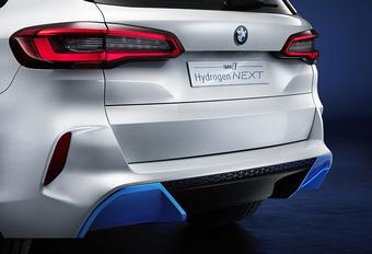 Plus d'informations sur le projet BMW i Hydrogen Next #1