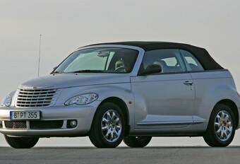 THROWBACK: Chrysler PT Cruiser Cabrio (2005 - 2008) #1