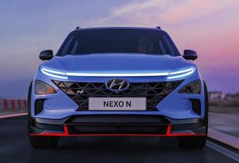 Hyundai toont Nexo N voor 1 april #1