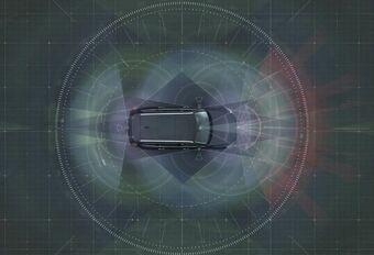 Volvo s'implique encore davantage dans la voiture autonome #1