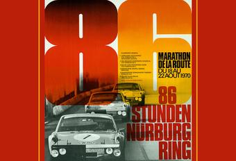 Wist je nog? Dat ze de 86 uren van de Nürburgring reden #1