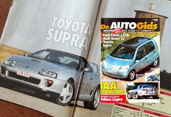 Wat vond (De) AutoGids in 1993 van de Toyota Supra A80? #1