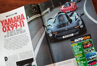 Wat dacht (De) AutoGids in 1992 van de Yamaha OX99-11? #1