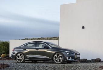 Audi A3 Sedan: mini A4 #1