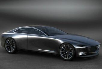 Mazda 6: in de toekomst met zes-in-lijn en achterwielaandrijving? #1