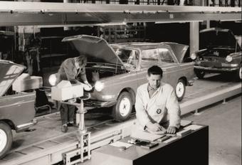 Wist je nog? Dat er in Kontich ooit een BMW-fabriek stond?