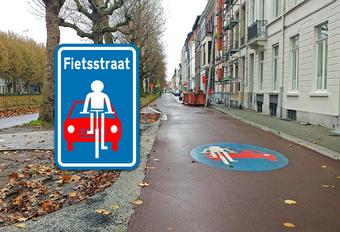 Nieuwe verkeersregels weinig bekend bij Belgen #1