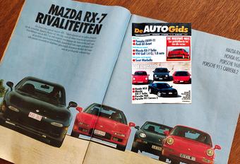 Wat dacht (De) AutoGids in 1992 van de NSX vs RX-7 vs 911 en 968? #1