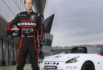 We bellen met Wolfgang Reip, de gamer die voltijds autocoureur werd #1