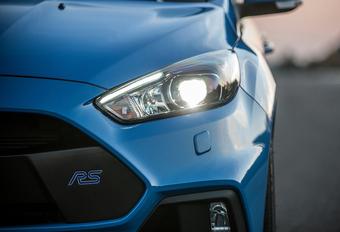 Ford renonce à développer une nouvelle Focus RS #1
